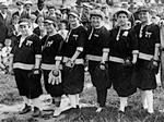 1918 My Bloomer Girls