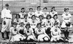 1943 South Bend Blue Sox