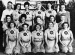1945 Rockford Peaches